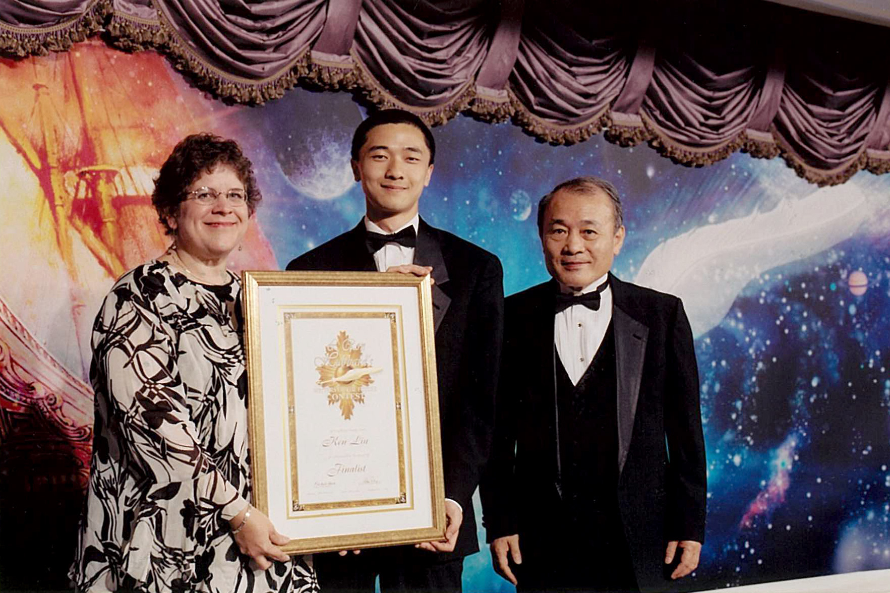 Ken Liu 2003 Writers of theFuture