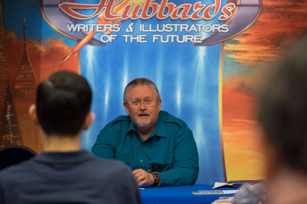 "Orson Scott Card has story ""Carousel"" featured in Writers of the Future Volume 30."
