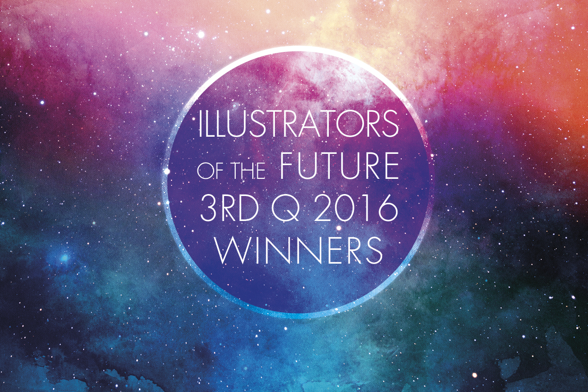 Illustrators of the Future Contest 3rd Quarter Winners 2016