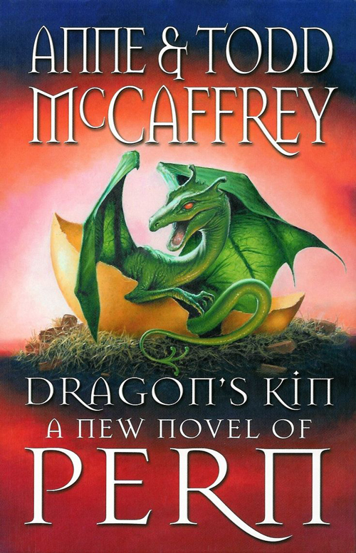 Dragon's Kin book cover