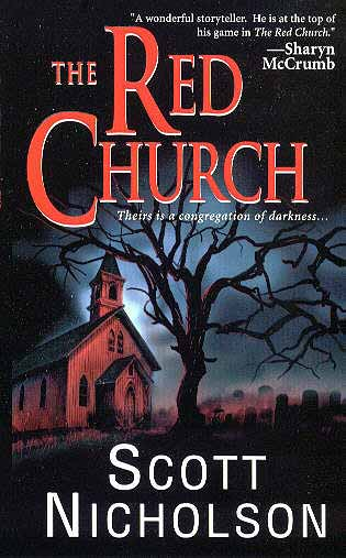 """The Red Church"" by Scott Nicholson"