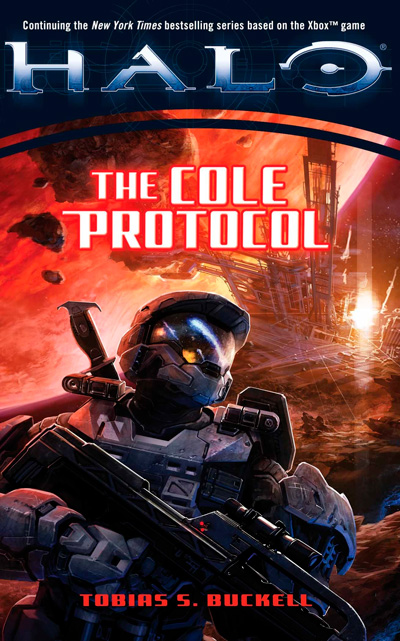 <em>New York Times</em> bestseller <em>The Cole Protocol</em>