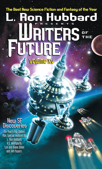Writers of the Future Vol 15