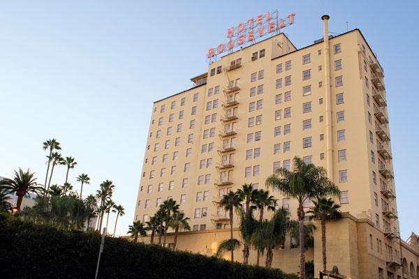 Roosevelt Hotel, Hollywood, California