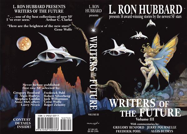 L. Ron Hubbard Presents Writers of the Future Volume 3