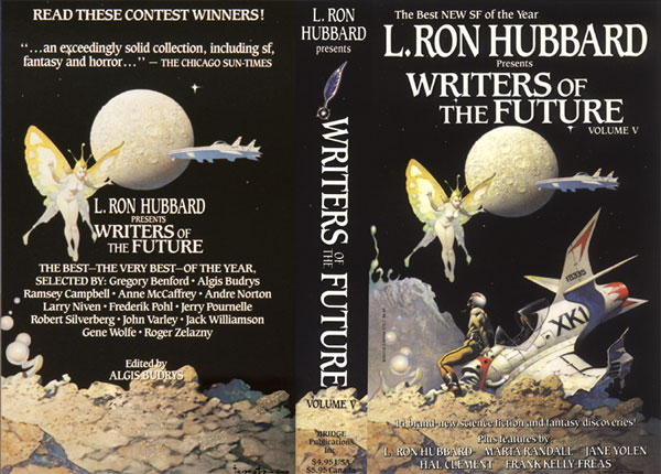 L. Ron Hubbard Presents Writers of the Future Volume 5
