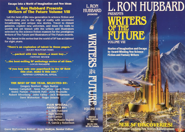 L. Ron Hubbard Presents Writers of the Future Volume 8