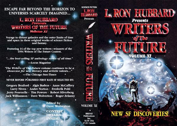 L. Ron Hubbard Presents Writers of the Future Volume 11