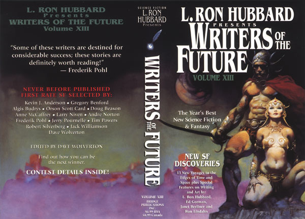 L. Ron Hubbard Presents Writers of the Future Volume 13