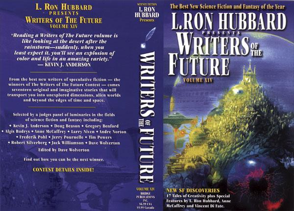 L. Ron Hubbard Presents Writers of the Future Volume 14