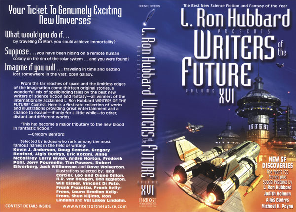 L. Ron Hubbard Presents Writers of the Future Volume 16