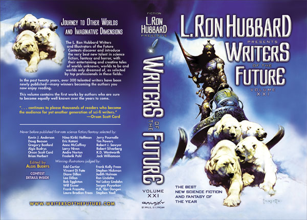 L. Ron Hubbard Presents Writers of the Future Volume 21