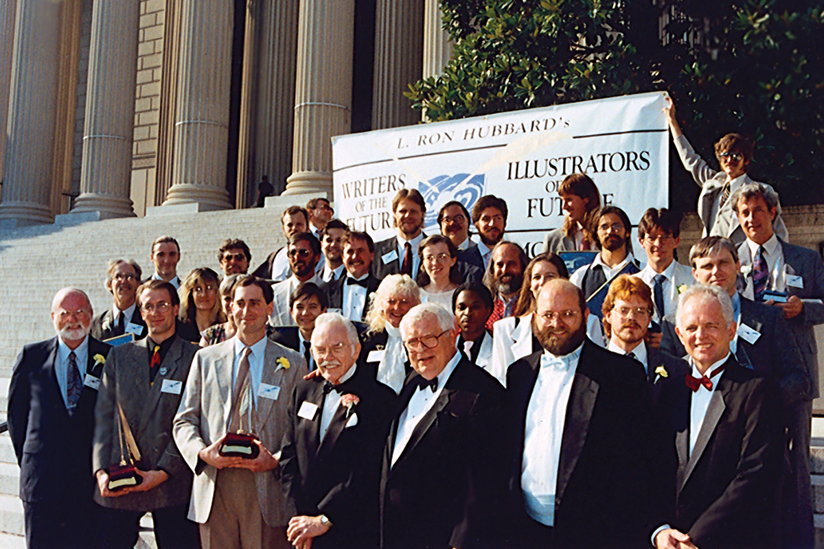 Writers of the Future Winners 1992