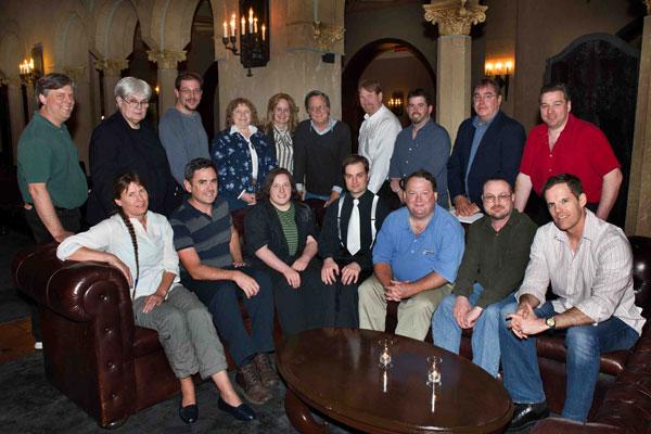 Writer Winners 2011