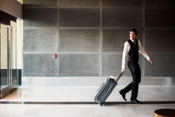 Matt Dovey arriving from the UK.