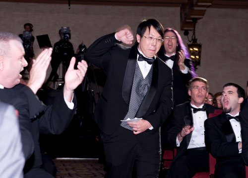 Emery Huang, Writer Grand Prize Winner 2009