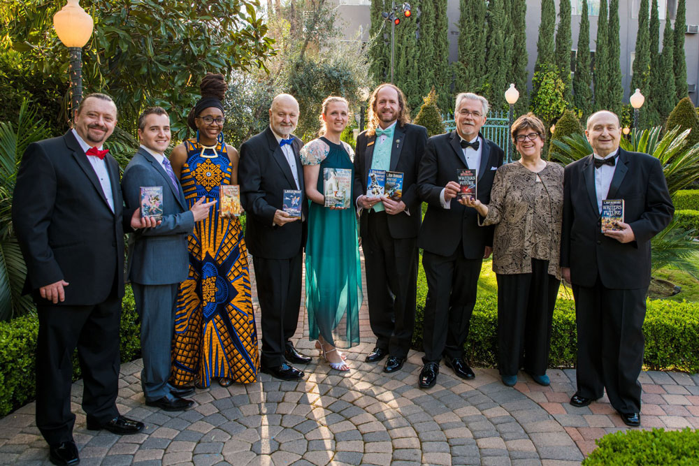 Thirty-fifth annual L. Ron Hubbard Achievement Awards Gala announced to be held Friday, April 4, at the Taglyan Complex in Hollywood
