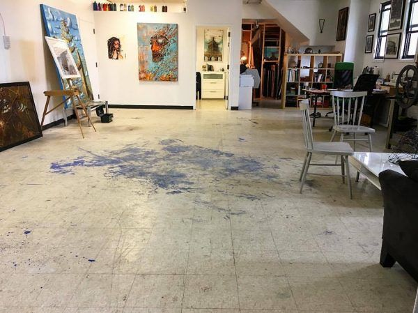 Art studio of Artem Mirolevich