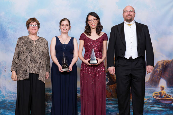 Nina Kiriki Hoffman, Carrie Callahan, Yingying Jiang, Lazarus