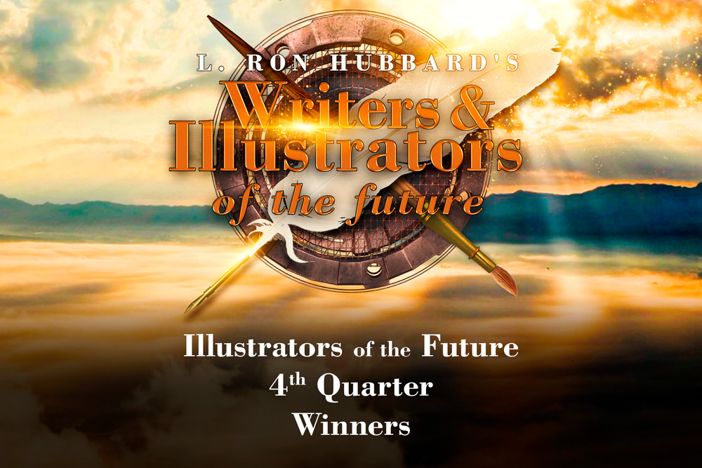 Illustrators of the Future 4th Quarter Winners