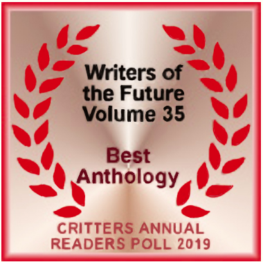 Critters Annual Readers Poll for Best Anthology