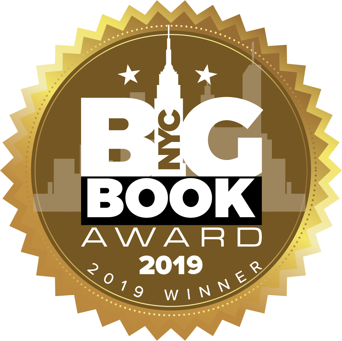 NYC Big Book Award for Best Anthology
