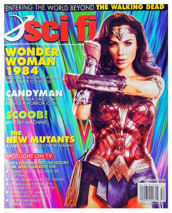Sci-Fi Summer 2020 Cover