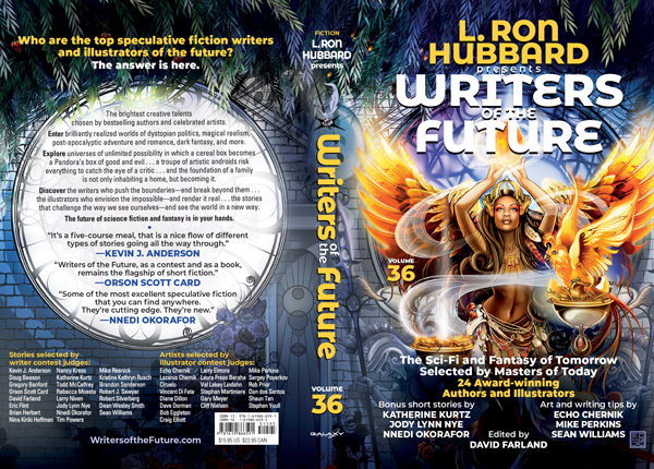 Writers of the Future Volume 36