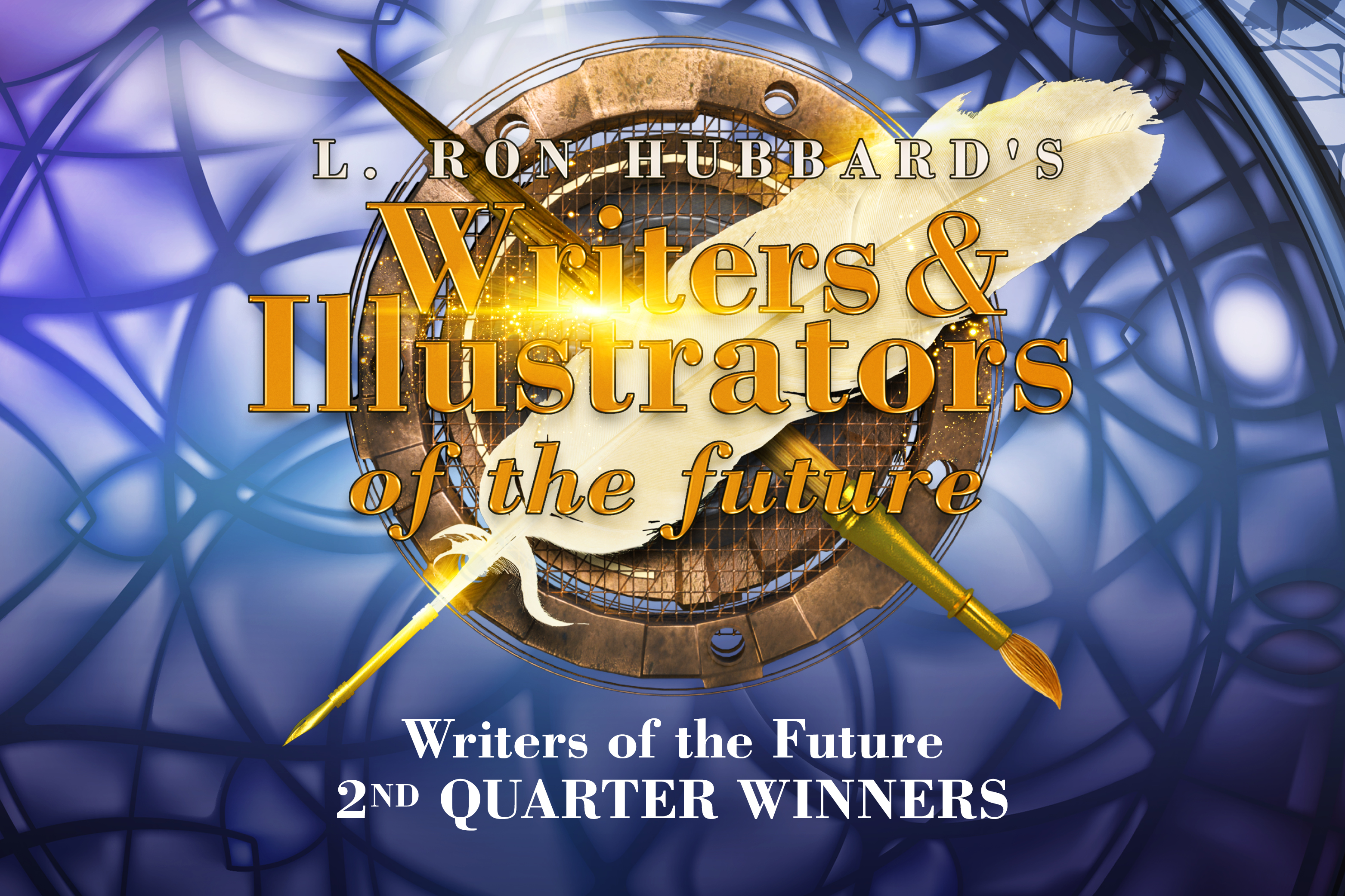 L. Ron Hubbard Writers & Illustrators of the Future 2nd quarter winners announced