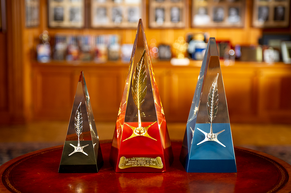 Golden Pen Awards for L. Ron Hubbard Writers & Illustrators of the Future
