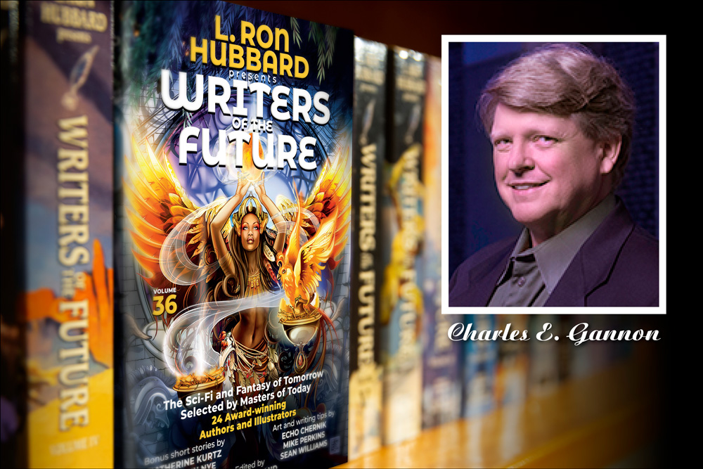 Writers of the Future Volume 36 Review by Charles Gannon