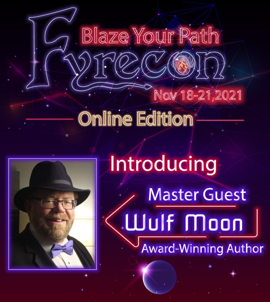 Fyrecon Wulf Moon 2021