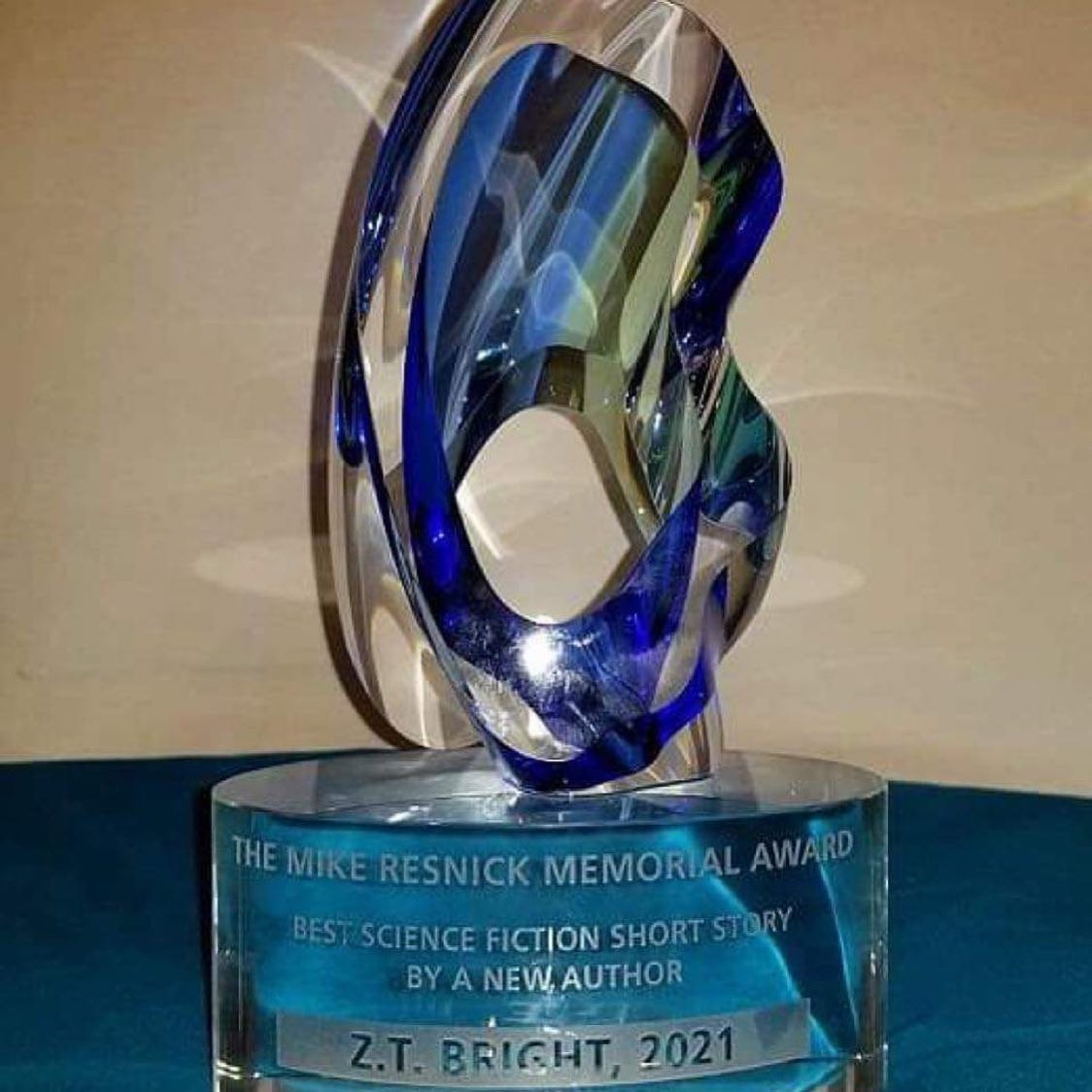 Resnick Award